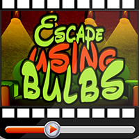 Escape Using Bulbs Walkth…